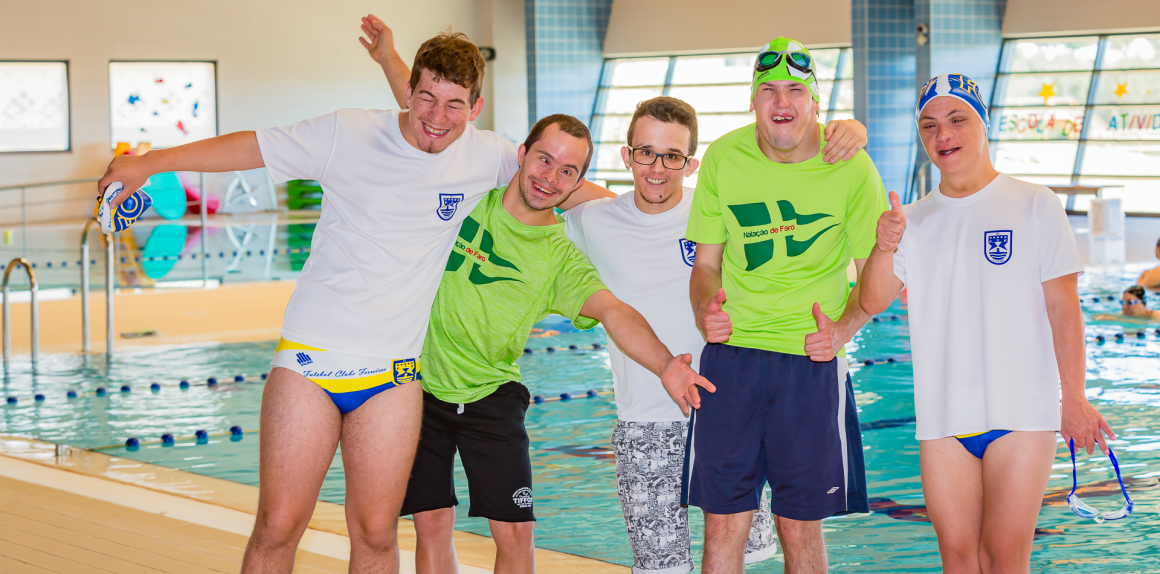 Adapted Swimming Competition Team
