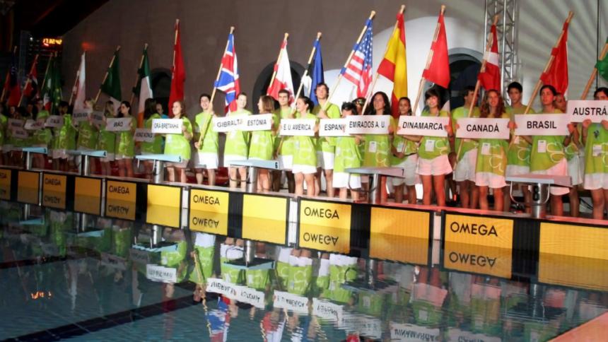 Albufeira vai receber Mundial de Natação de Síndrome de Down em 2022